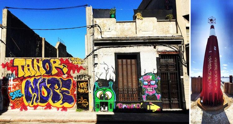 """Old town"" Montevideo, Uruguay"